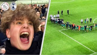 Ajax 2-3 Tottenham! Champions League Match Day Vlog! WE ARE GOING TO THE FINAL!Lucas Moura Hat-trick