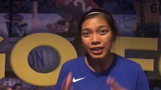 Alyssa Valdez talks about Creamline's decision