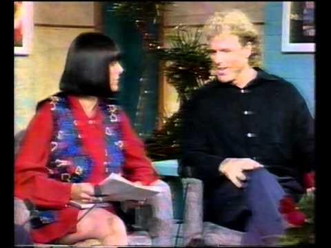 Ernie Sigley farts on live tv