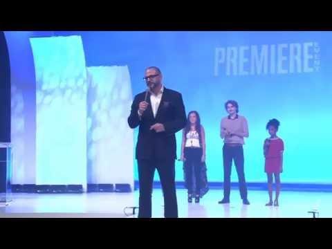 Premiere Event Lip Sync Battle - CEO Michael David Palance