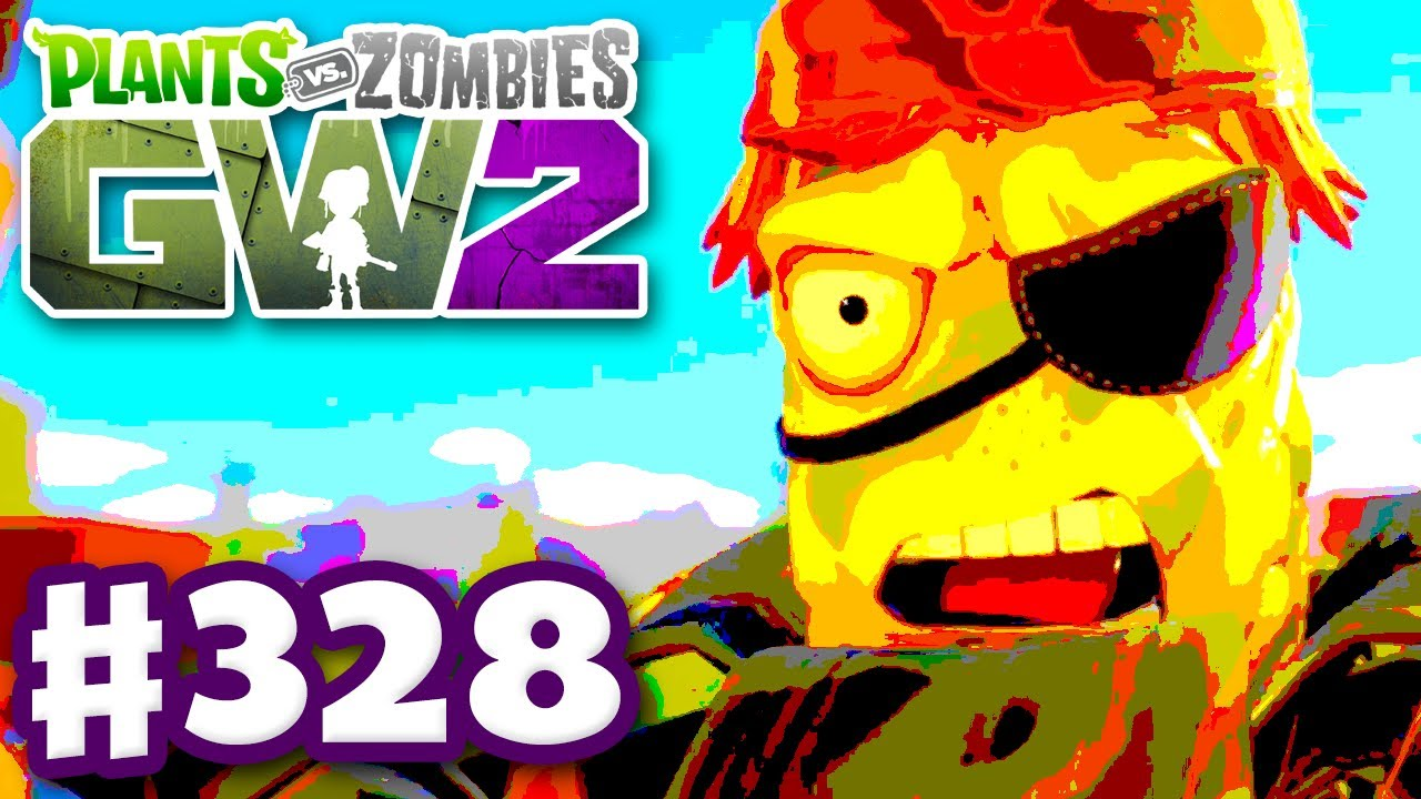 Guerrilla Warfare Plants Vs Zombies Garden Warfare 2 Gameplay Part 328 Pc Youtube