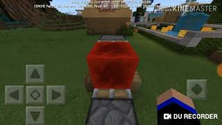 Membuat farm automatis water melon dan pumpkins Minecraft survival Indonesia#53