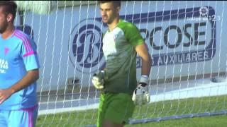 Resumen de Reus vs CD Mirandés (1-1)