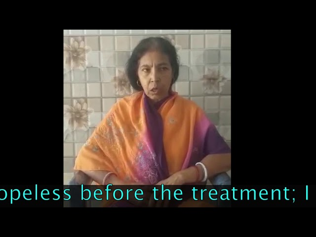 Chyluria For 20 Years Cured from Day 1  Dr Ravi
