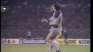 England-Glenn Hysén VM-kval 1988-09-19