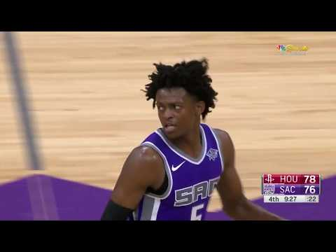 FULL Game Highlights Of De'Aaron Fox From His Sacramento Kings Debut