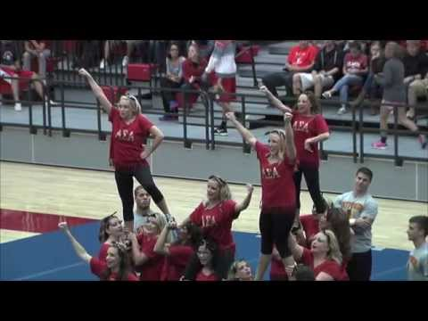 2014 Yell Like Hell (entire program) - Pittsburg State Unive