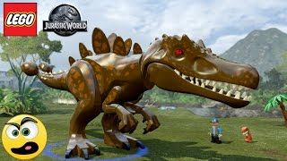 LEGO Jurassic World GODZILLA