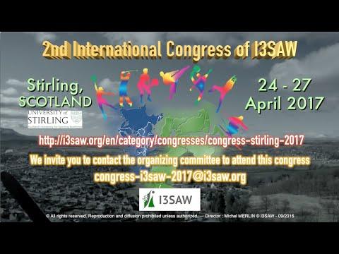 2nd I3SAW INTERNATIONAL CONGRESS — STIRLING 2017