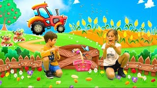 Yes Yes Eat your Vegetables | + More Kids Songs by KLS