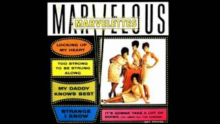 Marvelettes    My Daddy Knows Best  Tamla 45  54082  1963  On Intro Gladys Horton