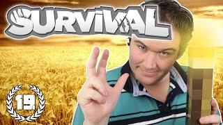 """WAT IS DIT VOOR SPUL?"" - Minecraft Survival - Aflevering 19"