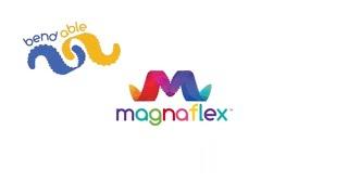 WowWee Magnaflex - Vehicles Set (22 Pieces) - Flexible Magnetic Construction Kit