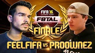 FIFA 16 : F8TAL GERMANY FINALE - PROOWNEZ VS. FEELFIFA !!
