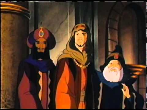 Animated Bible Stories - The Nativity