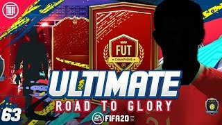 WALKOUT!!! FUT CHAMPS REWARDS!!! ULTIMATE RTG #63 - FIFA 20 Ultimate Team Road to Glory