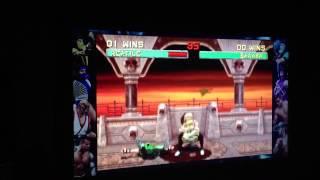 ectonaut vs Rocky rose MK2