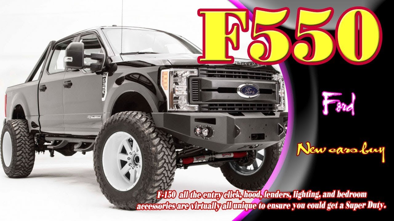 2019 Ford F550 | 2019 Ford F550 Crew Cab | 2019 ford f550 lariat | 2019 ford f550 4x4 | new cars ...