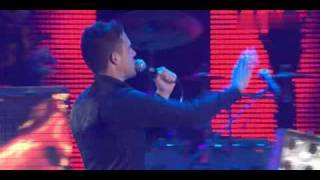 Mr Brightside - The Killers live 2009