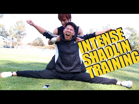 TRAINING FOR SHAOLIN LEGENDS CAMP EPISODE 1 - SHAOLIN CONDITIONING