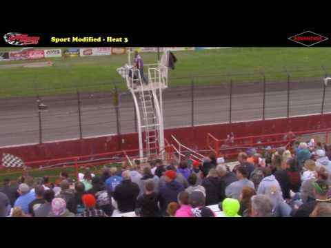 Sport Modified -- 5/27/17 -- Park Jefferson Speedway