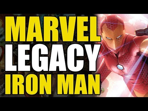 Marvel Legacy: Iron Man/Tony Stark Explained