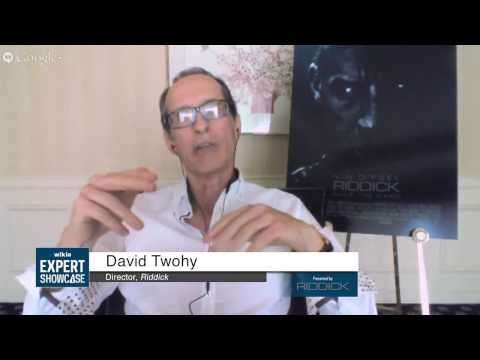 Expert case  Riddick Director David Twohy