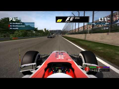 Sao Paulo GP F1 2014