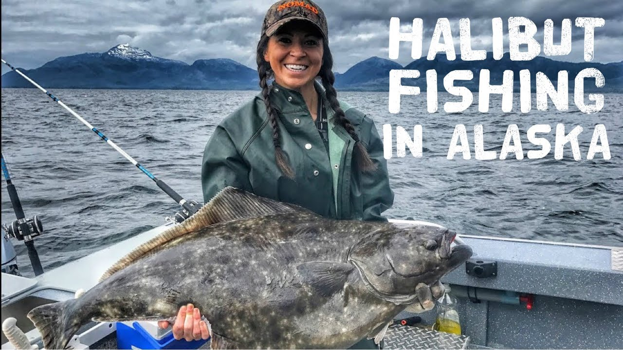 Halibut Fishing In Alaska With The Bowmars Bowmar