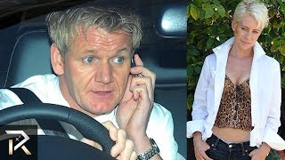 10 SECRETS Gordon Ramsay Doesn't Want You To Know