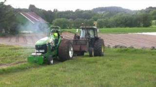Tractorpulling testing innovator.wmv