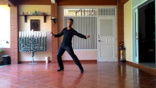 Samba Do Brasil - Line Dance (Intermediate)