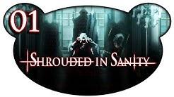 Shrouded in Sanity #01 - Bloodborne 2D? (Let's Play Deutsch Gameplay)