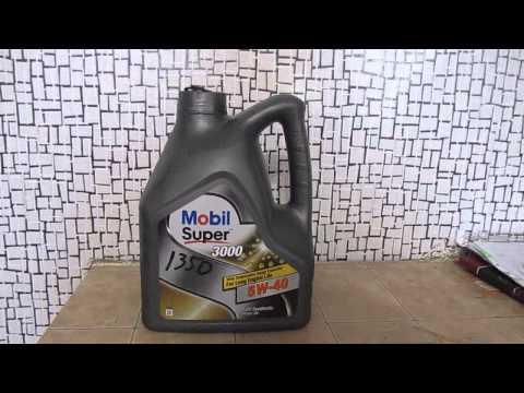 моторные масла и их свойства мобил