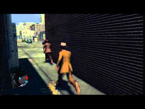 L.A NOIRE STREET CRIME GAMEPLAY PART 3