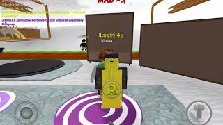 Roblox ripull minigames (this girl is rlly bad at dus game)