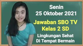 Download Kunci Jawaban Jawa Pos TV Kelas 2 SD Senin 25 Oktober 2021
