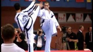 Taekwon-do ITF Чемпионат Европы