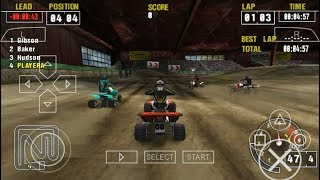 Cara Install ATV Offroad Fury Pro Game PPSSPP Android