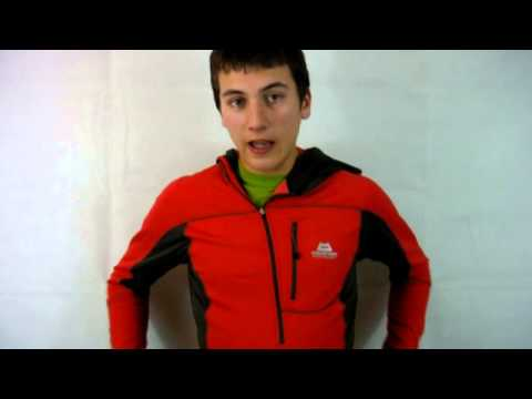 Mountain Equipment Eclipse Hooded Zip Tee Review