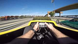 Top Eliminator Dragster: Speedzone