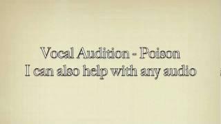 Poison Voice Audition
