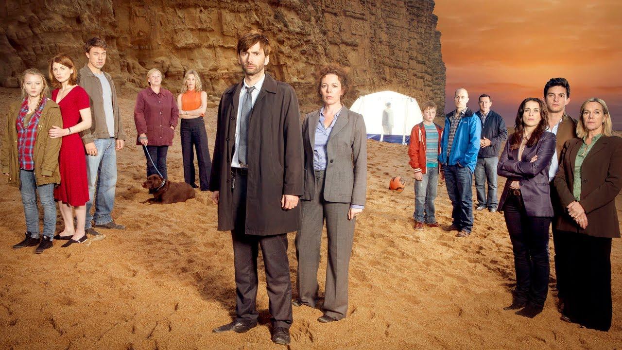 Download BROADCHURCH David Tennant in Season Finale on BBC AMERICA