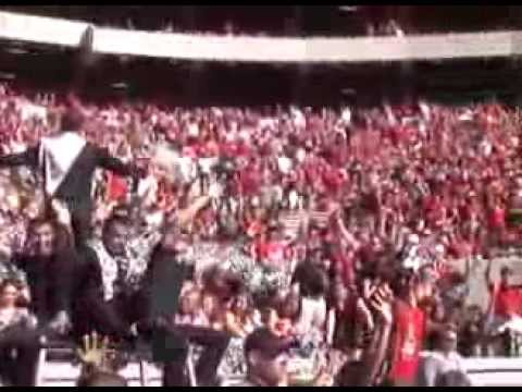 Getting Into The UGA Student Section