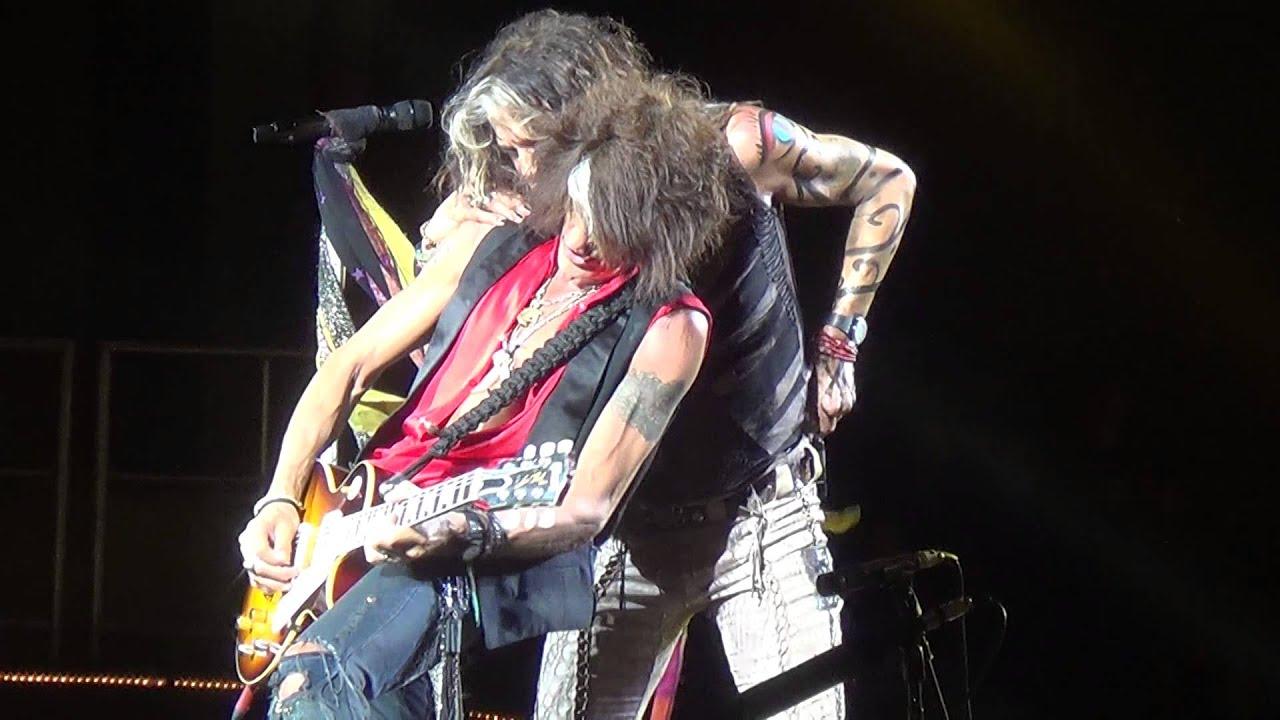 Aerosmith Toys In The Attic Live Bristow Va 2014 Youtube