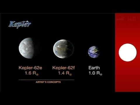 Peut être deux nouvelles Terre découvertes ?