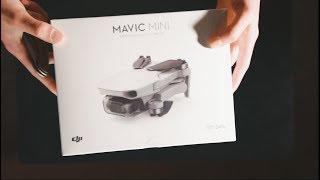 DJI Mavic Mini Unboxing!(2019)