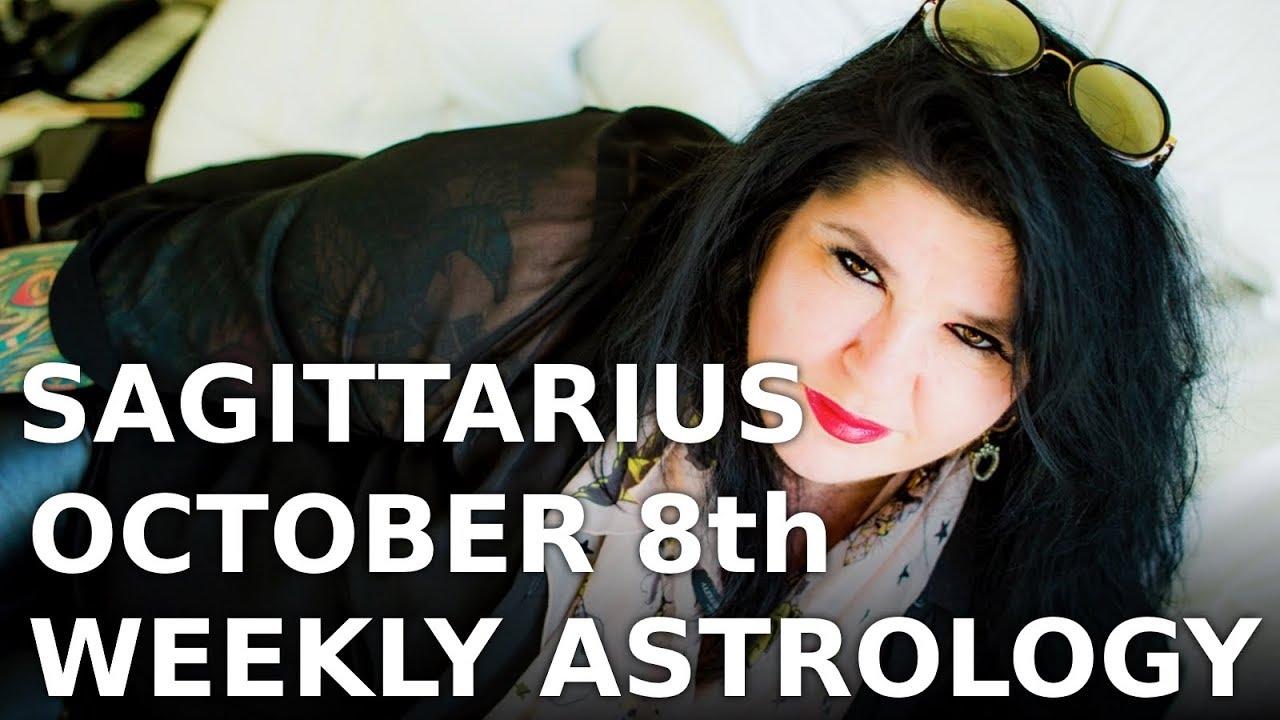 sagittarius weekly astrology forecast october 15 2019 michele knight