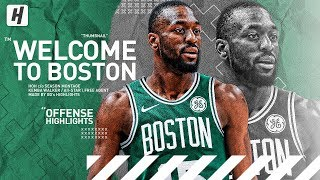 BREAKING: Kemba Walker Signs with Boston Celtics! BEST Career Highlights & Moments!
