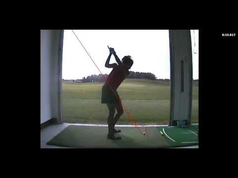 Golf's Swing Plane - How to Swing the Club Head On It